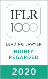 IFLR Highly Regarded
